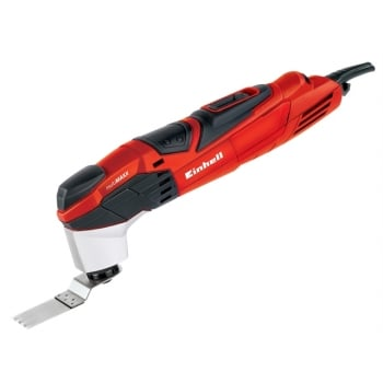 Einhell TE-MG 200 CE Multitool In Case 200 Watt 240 Volt