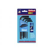 Eklind Hexagon Key Short Arm Set of 9 Metric (1.5-10mm)