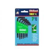 Eklind Torx Key Short Arm Set of 7 (T10-T40)