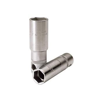 ELORA 1/2in. Square Drive 14mm Spark Plug Socket: Model No.771 LTZ
