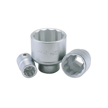 ELORA 1.3/4in. 3/4in. Square Drive Bi-Hexagon Socket: Model No.770-SA