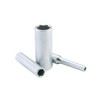 ELORA 12mm 1/4in. Square Drive Deep Socket: Model No.1455-T