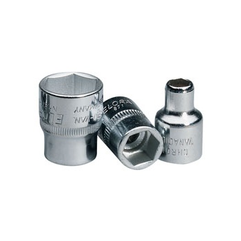 ELORA 14mm 3/8in. Square Drive Hexagon Socket: Model No.871-M