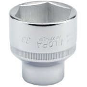 Expert 33mm 1/2in. Square Drive Hexagon Socket (Sold Loose): Model No.771-LM