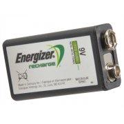 Energizer 9 Volt Rechargeable Power Plus Battery R9V 175 mAh Single