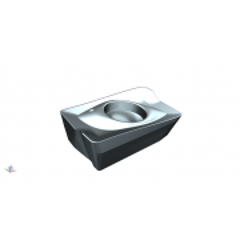 UNIMASTER APKT 100305PDTR ET602 MILLING INSERT (Pack of 10)