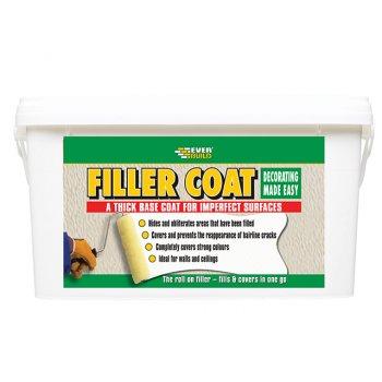 Everbuild Filler Coat 5 Litre