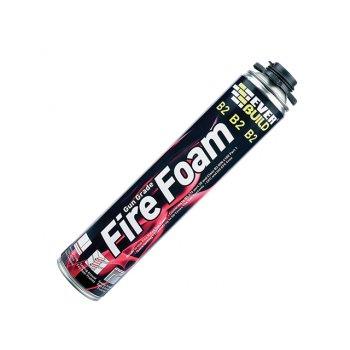 Everbuild Fire Foam B2 Gun Grade Aerosol 750ml