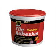 Everbuild Fix & Grout Tile Adhesive 2.5 Litre