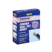 Everbuild Forever White Powder Wall Tile Grout 1.2kg