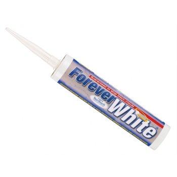 Everbuild Forever White Sealant 310ml