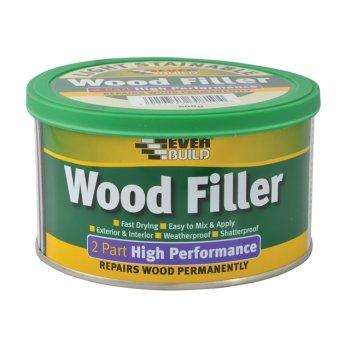 Everbuild High Performance Wood Filler Light 500g