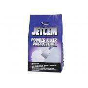 Everbuild Jetcem Quick Set Powder Filler (Single 3kg Pack)