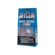 Everbuild Jetcem Rapid Set Cement 3kg (4 x 3kg Packs)
