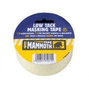 Everbuild Low Tack Masking Tape 25mm x 25m
