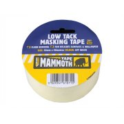 Everbuild Low Tack Masking Tape 50mm x 25m