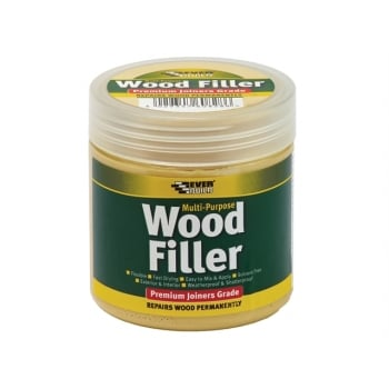 Everbuild Multi-Purpose Premium Joiners Grade Wood Filler Dark Oak 250ml