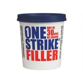 Everbuild One Strike Filler 2.5 Litre