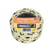 Everbuild Retail Masking Tape 19mm x 50m