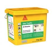 Everbuild Sika® FastFix All Weather Grey 14kg