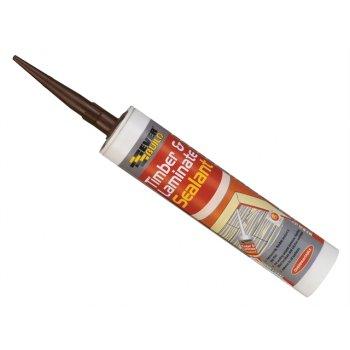 Everbuild Timber & Laminate Sealant Mahogany C3