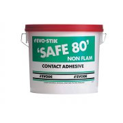 Evo-Stik Safe 80 Contact Adhesive 5 Litre