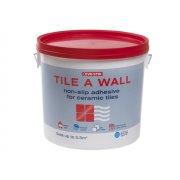 Evo-Stik Tile A Wall Non Slip Adhesive Standard 2.5 Litre