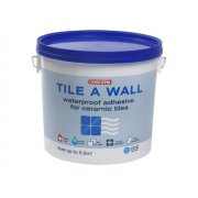 Evo-Stik Tile A Wall Weatherproof Adhesive 10 Litre