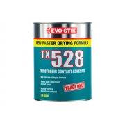 Evo-Stik TX528 Thixotropic Contact Adhesive 1 Litre