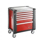 Facom Jet.6M4 Roller Cabinet 6 Drawer Red
