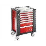 Facom Jet.7M3 Roller Cabinet 7 Drawer Red