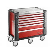 Facom Jet.7M5 Roller Cabinet 7 Drawer Red