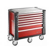 Facom Jet.7M5 Roller Cabinet 7 Drawer Red