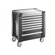 Facom Jet.8GM4 Roller Cabinet 8 Drawer Black