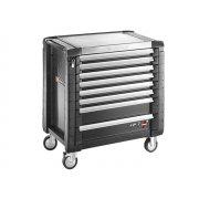 Facom Jet.8GM4 Roller Cabinet 8 Drawer Black