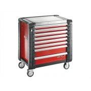 Facom Jet.8M4 Roller Cabinet 8 Drawer Red