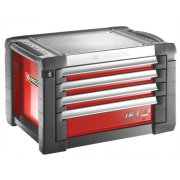 Facom Jet.C4M3 Tool Chest 4 Drawer Red