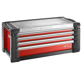Facom Jet.C4M5 Roller Cabinet 4 Drawer Red