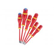 Facom VDE Protwist 1000v Screwdriver Set Of 6