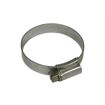 Faithfull 2A Stainless Steel Hose Clip 35 - 50mm