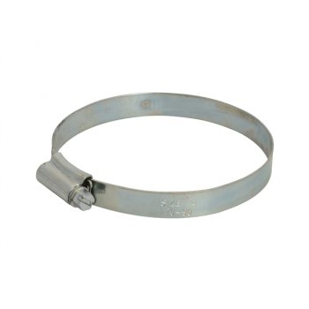 Faithfull 4 Hose Clip - Zinc MSZP 70 - 90mm