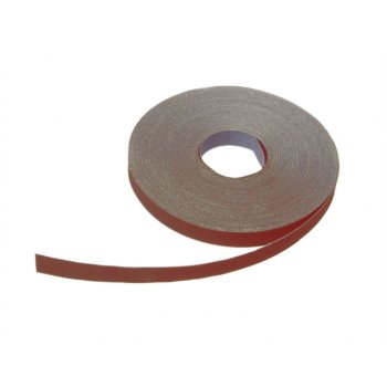 Faithfull Aluminium Oxide Cloth Roll 50m x 25mm 180g