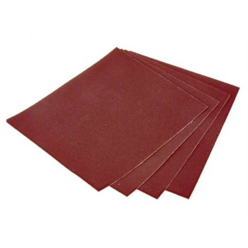 Faithfull Aluminium Oxide Cloth Sheet 230 x 280mm 40g (25)