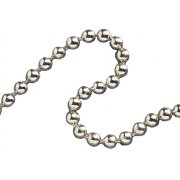 Faithfull Ball Chain Chrome 3.2mm x 10m