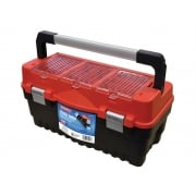 Cantilever Tote Tray & Organiser Lid Toolbox 21in