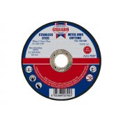 Faithfull Cut Off Disc for Metal 100 x 1.2 x 16mm