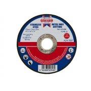 Faithfull Cut Off Disc for Metal 115 x 1.2 x 22mm