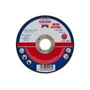 Faithfull Cut Off Disc for Metal 115 x 3.2 x 22mm
