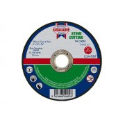 Faithfull Cut Off Disc for Stone 100 x 3.2 x 16mm