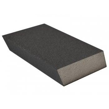 Faithfull Dual Angle Drywall Sanding Block Fine 120G -No. 805529